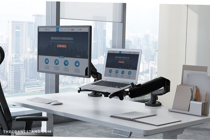 Top Rated Best Monitor Arms With Laptop Tray